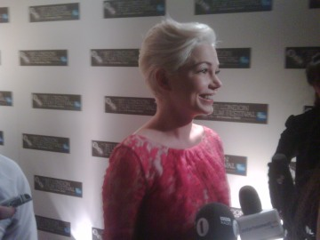 A little bit in love with Michelle Williams