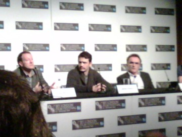 James Franco Danny Boyle London Film Festival
