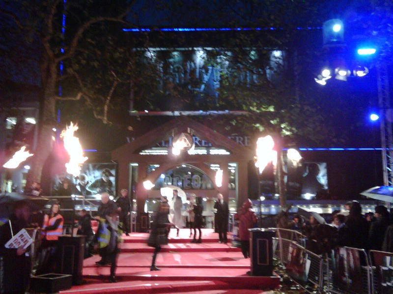 Harry Potter UK Premiere