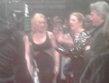 Kate Winslet BAFTAs