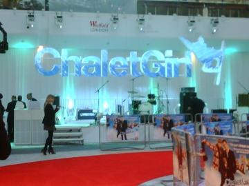 Chalet Girl UK premiere